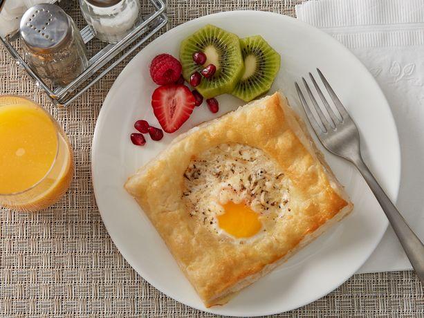 Italian Egg Tart