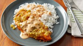 Slow-Cooker Green Chile Chicken Breasts