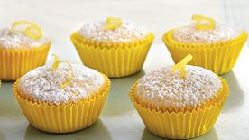 Mini Lemon Pound Cakes
