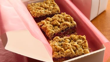 Cranberry-Apple Butter Bars