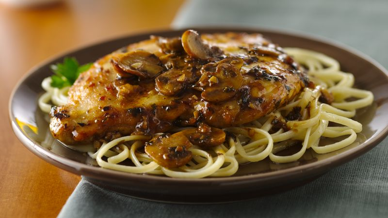 Chicken Marsala Recipe - BettyCrocker.com