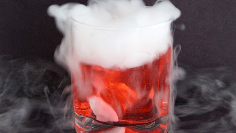 Bubbling and Bloody Witch's Brew