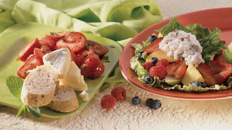 Gluten-Free Cottage Fruit Salad