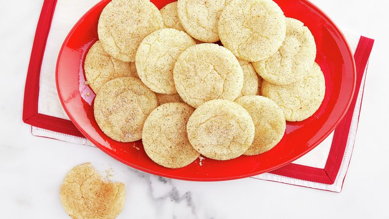 Easy Browned Butter Snickerdoodles Recipe Bettycrocker Com