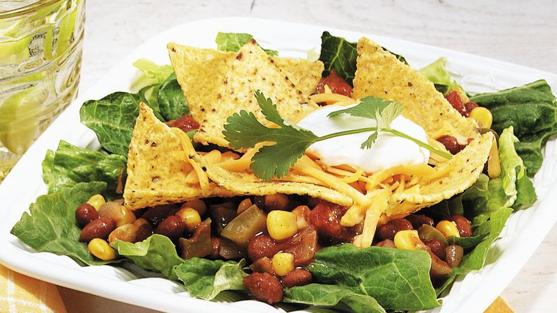 Navajo Taco Salad