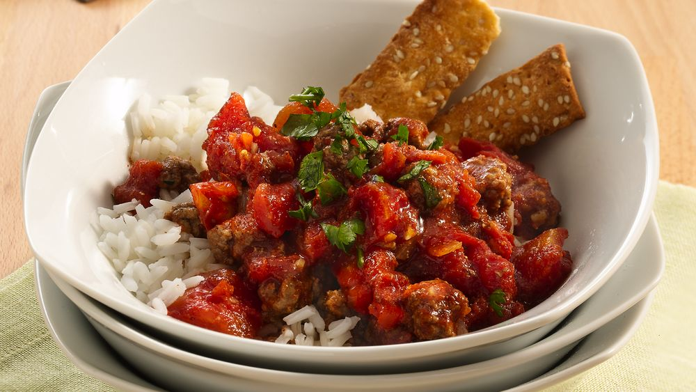 Ground Beef Curry