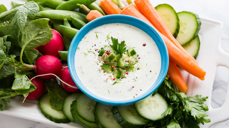Cucumber Ranch Dressing Recipe Tablespoon Com