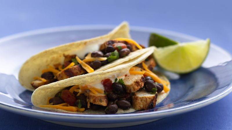 Gluten-Free Grilled Chicken Tacos