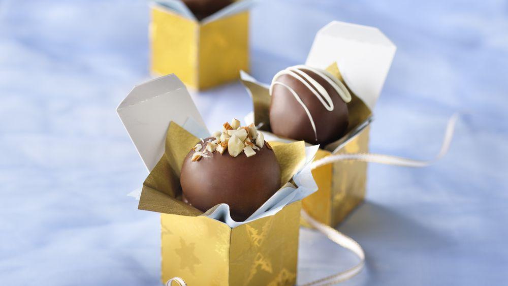 Luscious Chocolate Truffles
