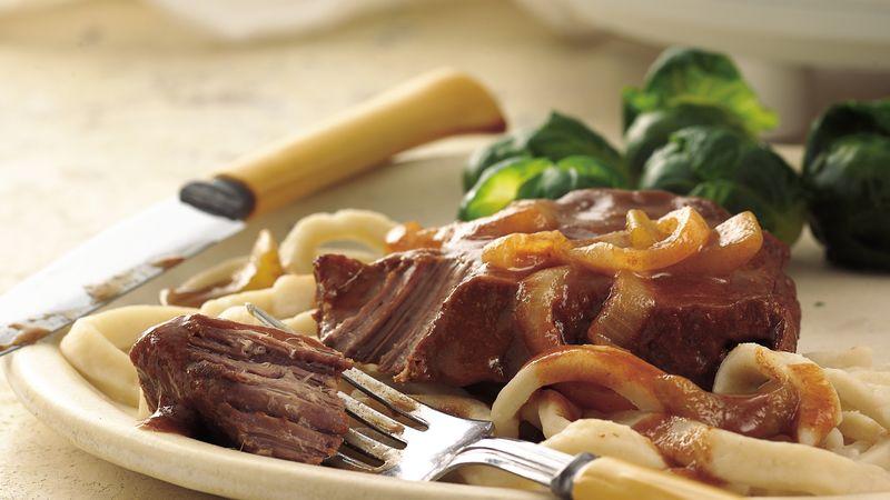 Slow-Cooker Swiss Steak
