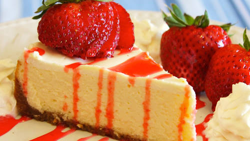 Ultimate Homemade Cheesecake