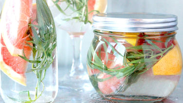 Grapefruit Tarragon Vodka