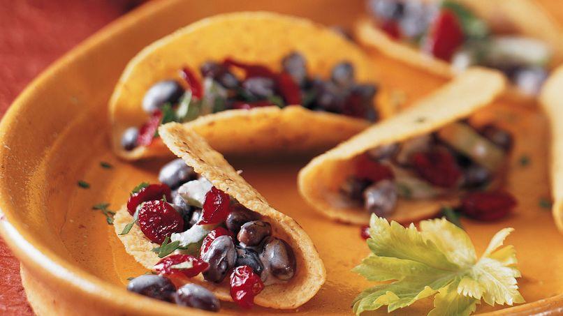 Festive Mini-Tacos