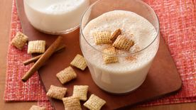 Cinnamon Cereal Smoothies