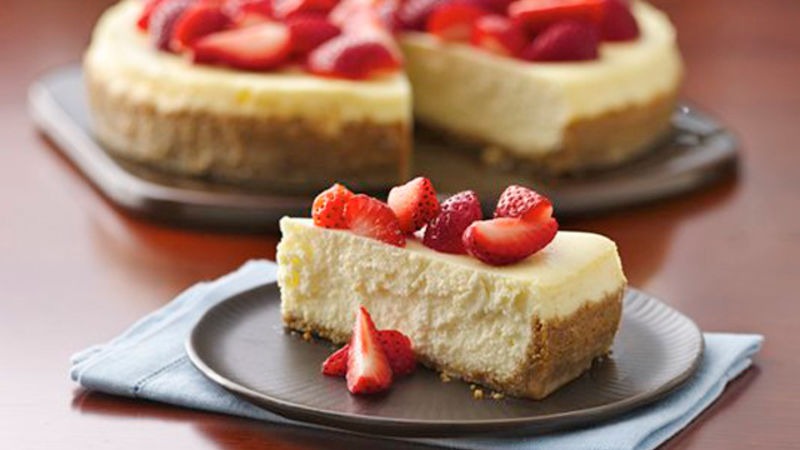 Basic Cheesecake Recipe Tablespoon Com