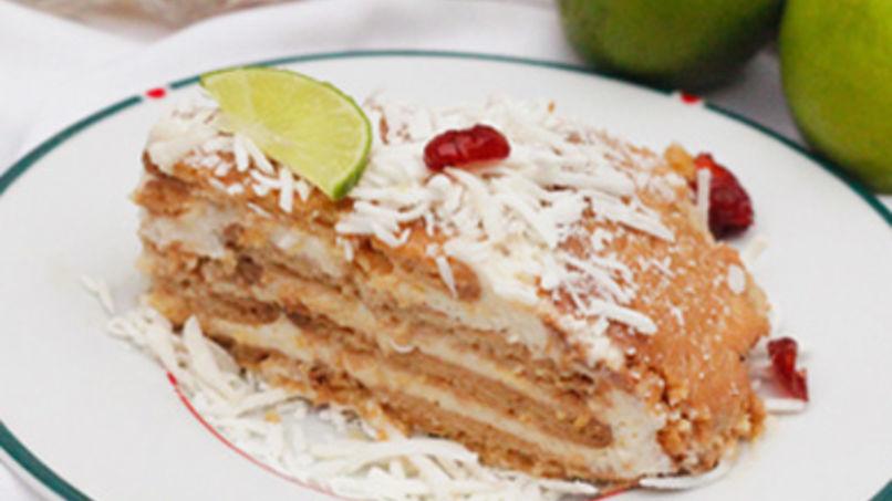Brazilian Pavé Dessert