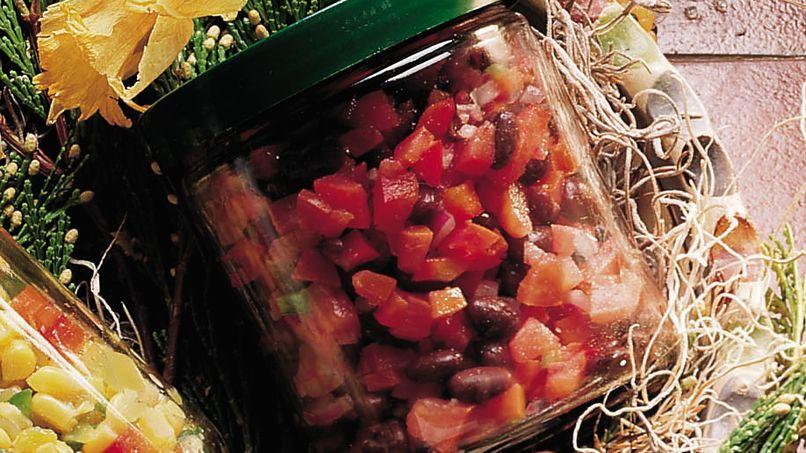Black Bean Relish