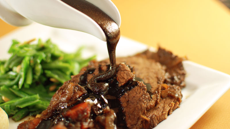 Balsamic Pot Roast