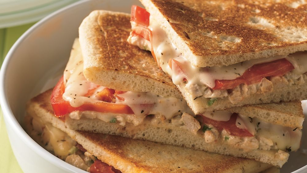 Chicken Salad Panini
