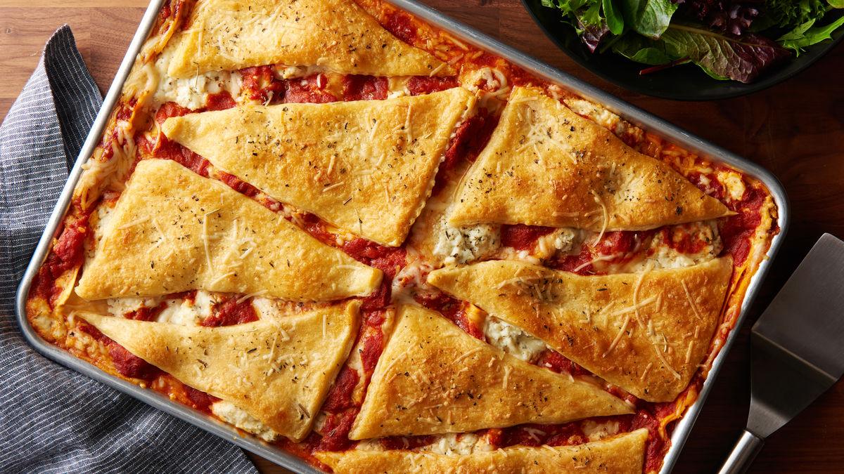 Quick + Easy Crescent Dinner Recipes and Ideas , Pillsbury.com