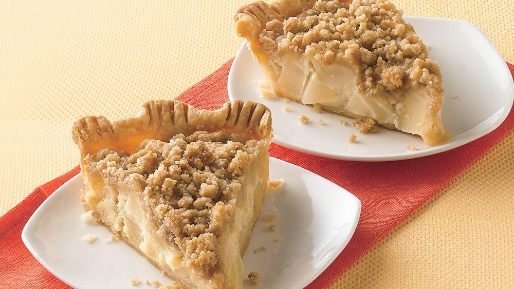 Dutch Pear Pie