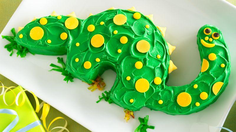 Dinosaur Cake Recipe - BettyCrocker.com 4debbbba7