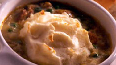 Turkey Shepherd´s Pie