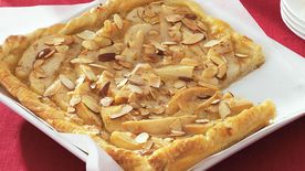 Pear-Almond Tart