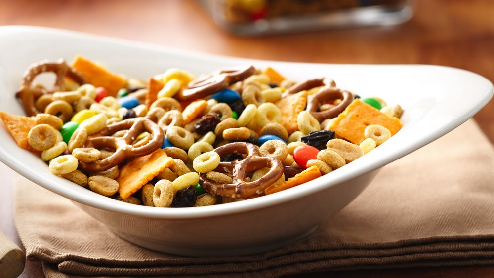 Dulce de Leche Cheerios® Snack Mix