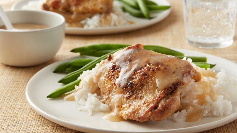 Slow-Cooker Lemon Pepper Chicken