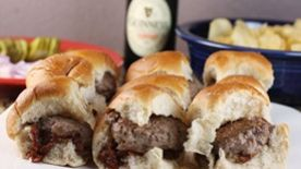 St Patty's Sliders