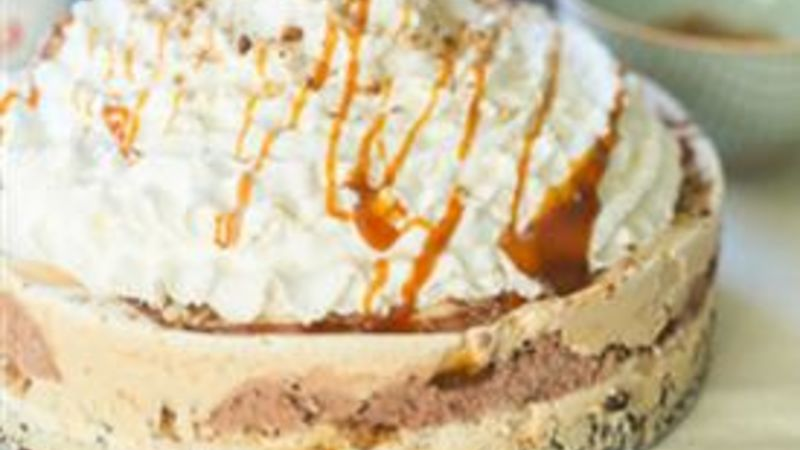 Mile High Turtle Pie