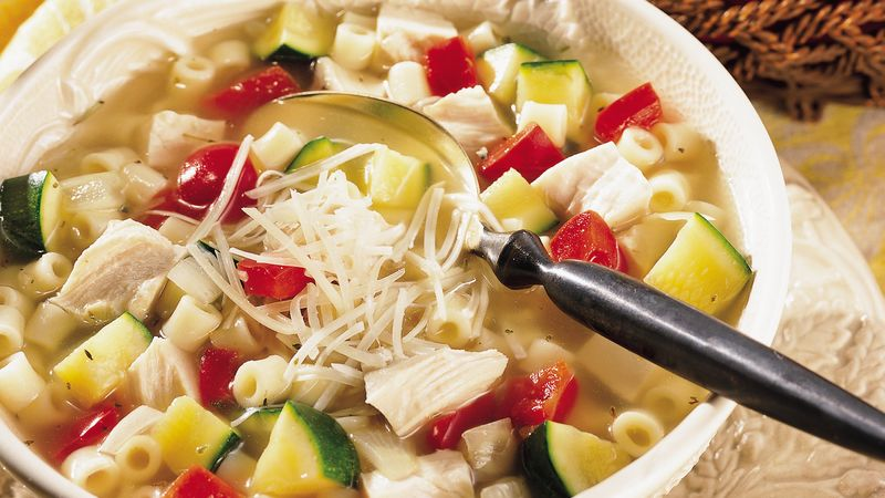 Chicken Soup Italiano