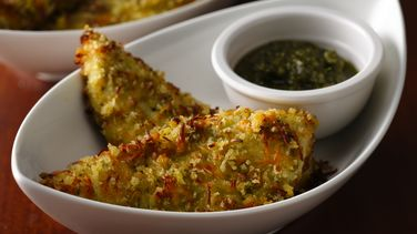 Pesto Chicken Tenders