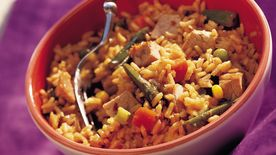Easy Pork Fried Rice