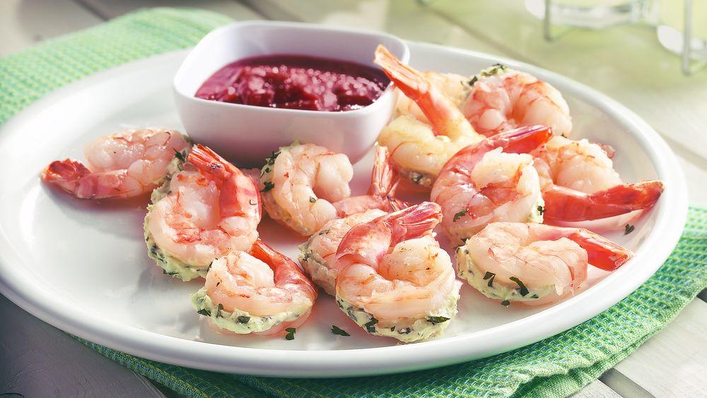 Wasabi Shrimp Cocktail