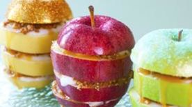 Poison Apple Parfaits