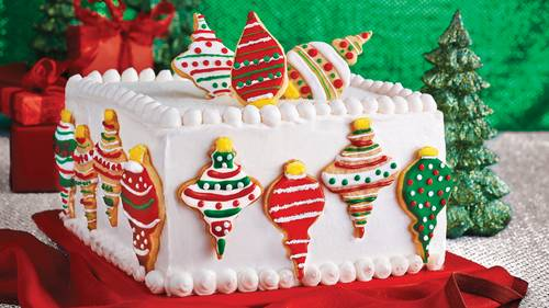 Christmas Cake Recipes - BettyCrocker.com