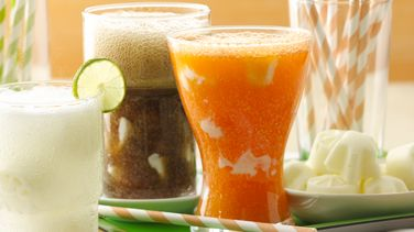Greek 100 Orange Cream Floats