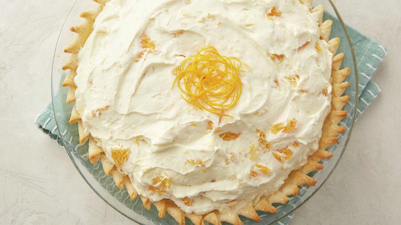 Orange Creamsicle™ Pie