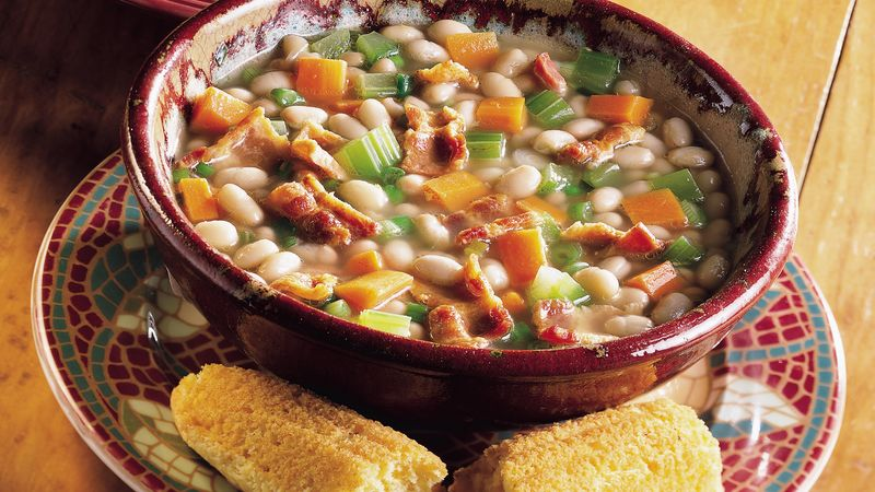 Bean and Bacon Soup
