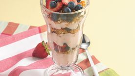 Breakfast Parfait for One