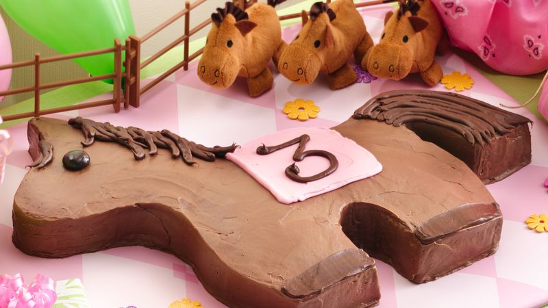 Pony Cake Recipe Bettycrocker