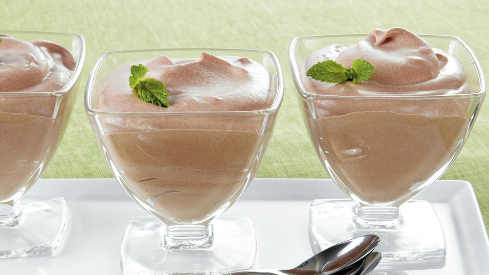 Mint Chocolate Mousse Recipe - Pillsbury.com