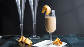 Fortune Cookie Cocktail