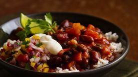 Kick-Butt Three-Bean Chili