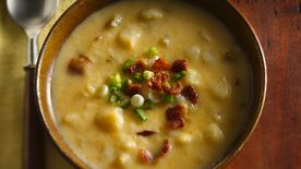 Slow-Cooker Cheesy Potato Soup