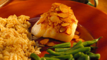 Sole with Almonds