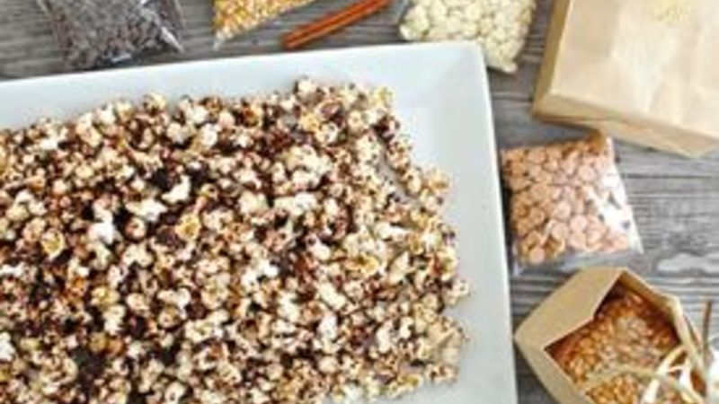 Candied-Popcorn Gifties!