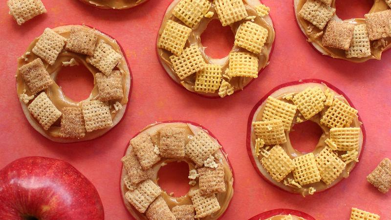 Chex™ Crunchy Apple Rings Recipe - BettyCrocker.com